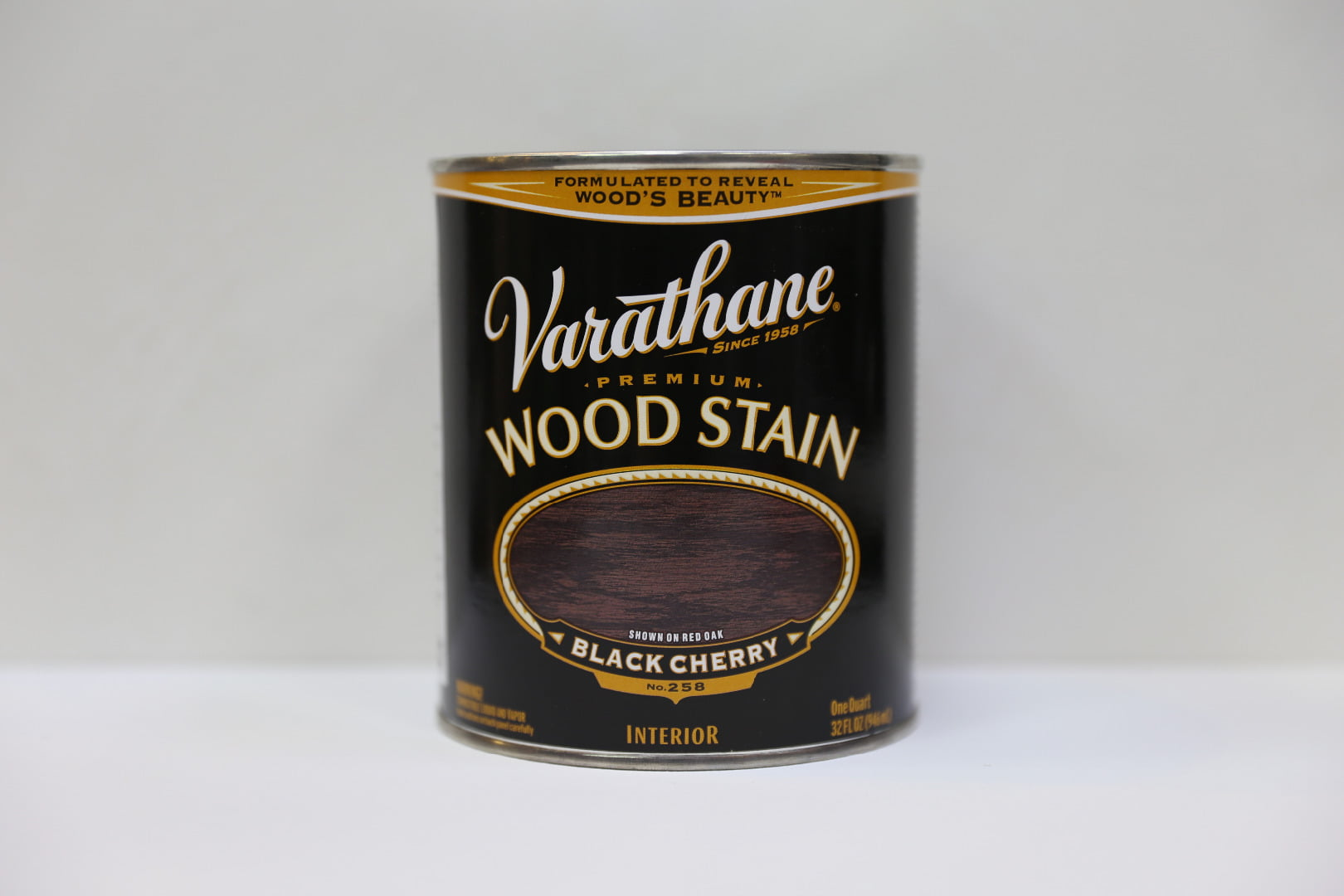 Пропитка Wood Staine black cherry