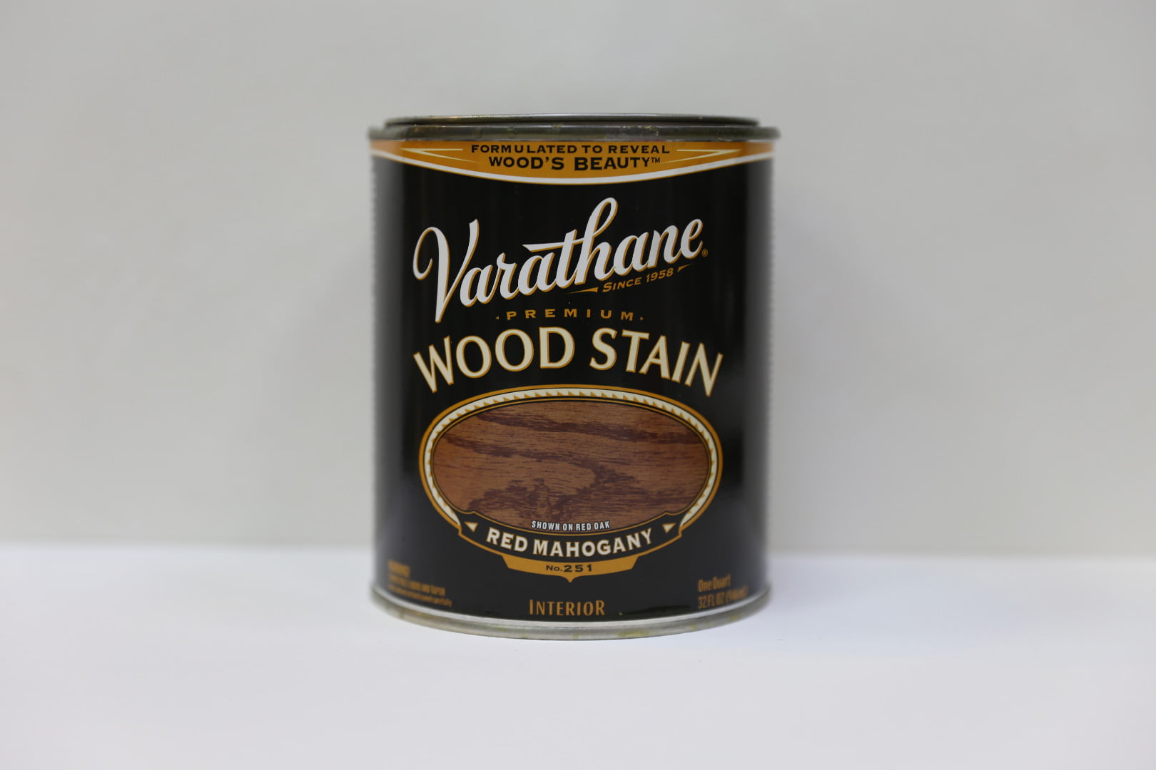 Пропитка Wood Staine red mahogany